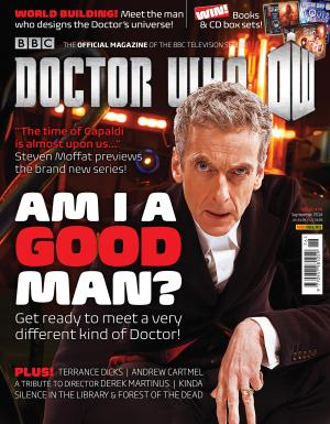 Doctor Who Magazine 476