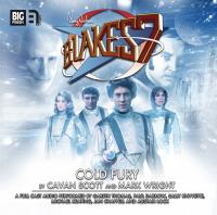 Blakes 7 Cold Fury (Credit: Big Finish)