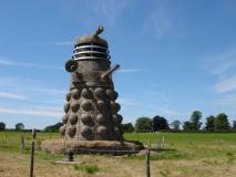 Straw Dalek