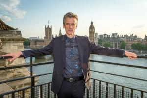 Doctor Who World Tour - London 7th Aug 2014 (Credit: BBC/Guy Levy)