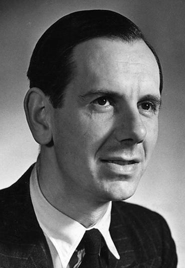 Rex Tucker (1913-1996) - Image Credit: BBC