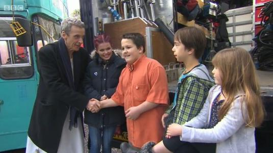 Doctor Who: The 12th Doctor: a Blue Peter Special