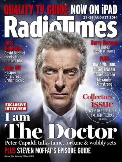 Radio Times (23-29 Aug 2014) (Credit: Radio Times)