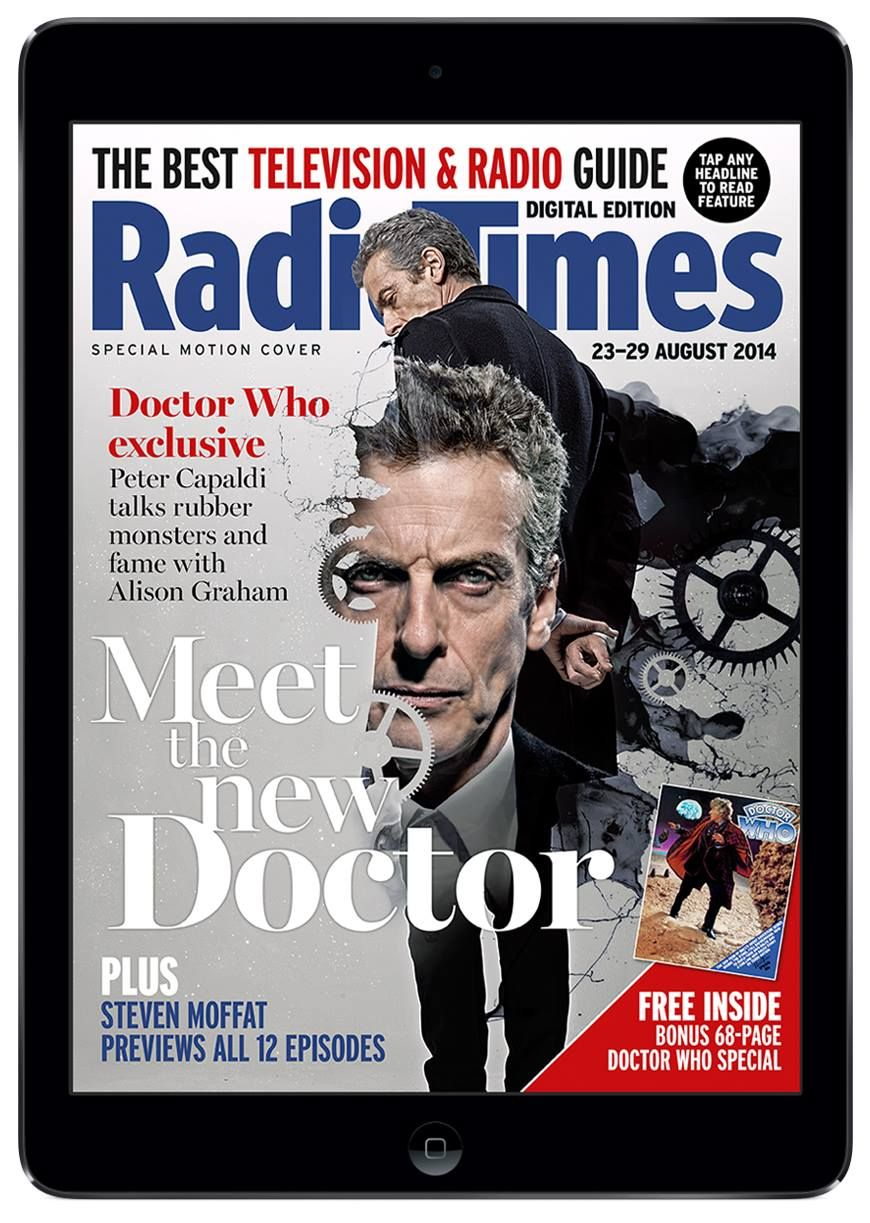 Radio Times (23-29 Aug 2014) - digital edition (Credit: Radio Times)