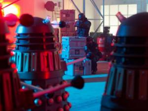 Into the Dalek
