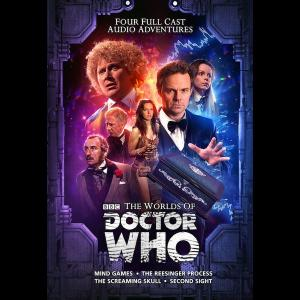 The Worlds of Doctor Who: Mind Games