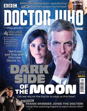 Doctor Who Magazine Issue 478 (Credit: Doctor Who Magazine)