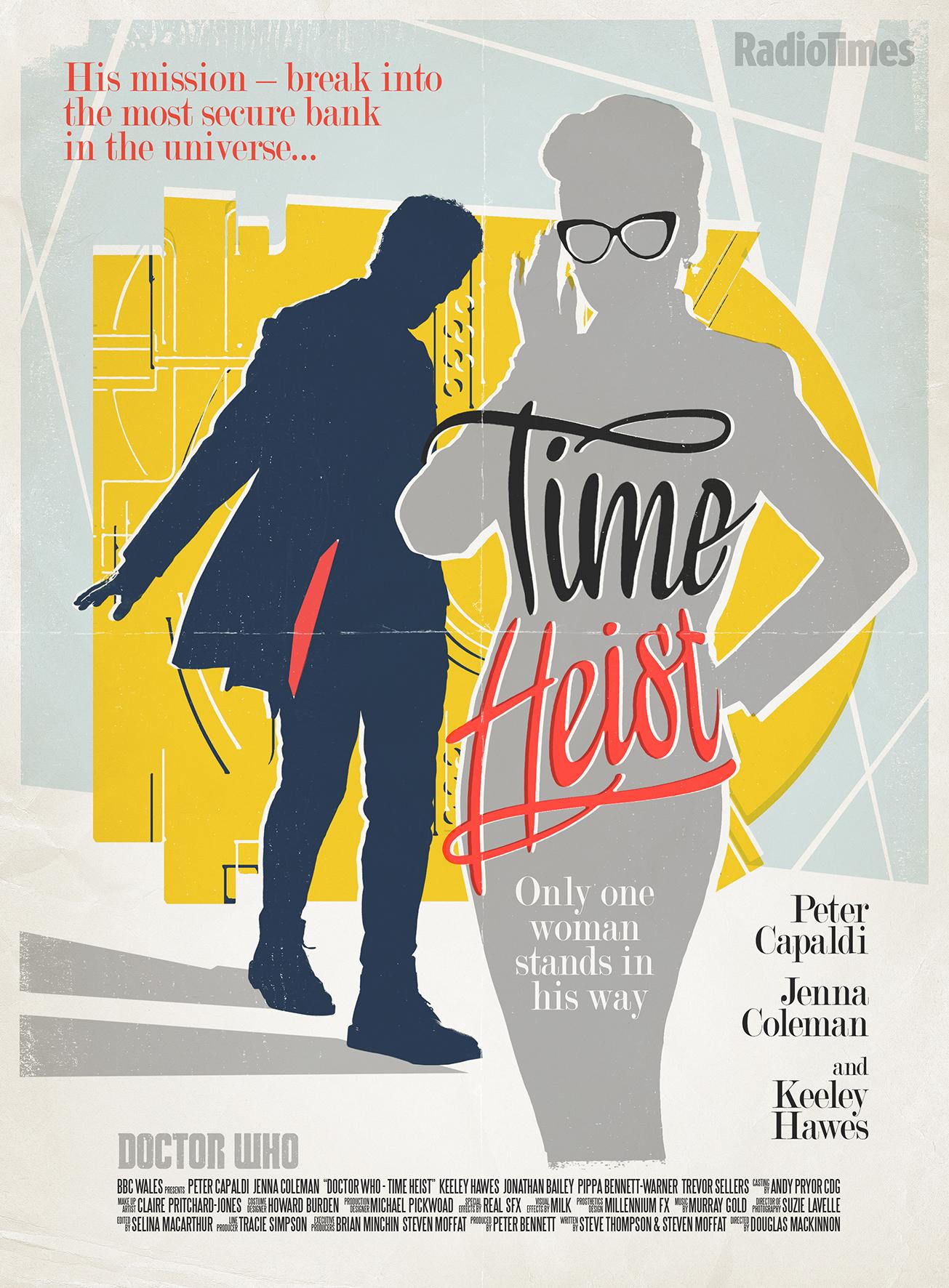 Time Heist (Credit: Radio Times/Stuart Manning)