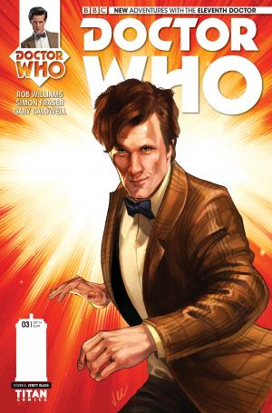 Doctor Who: The Eleventh Doctor #3 (Credit: Titan)