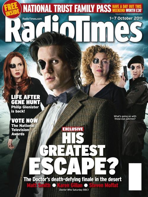 Radio Times (1-7 Oct 2011)