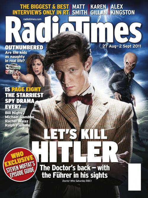 Radio Times (27 Aug - 2 Sep 2011) (Credit: Radio Times)