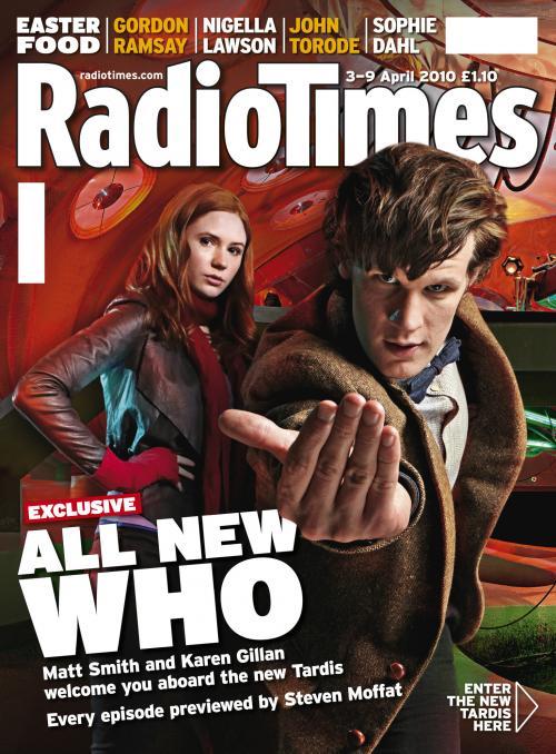 Radio Times (3-9 Apr 2010) (Credit: Radio Times)