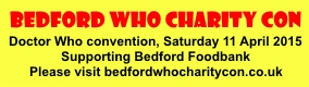 Bedford Who Charity Con