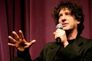 Image of Neil Gaiman by John Nakamura Remy used under Creative Commons licence.