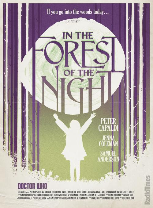 In The Forest Of The Night - Poster (Credit: Radio Times/Stuart Manning)
