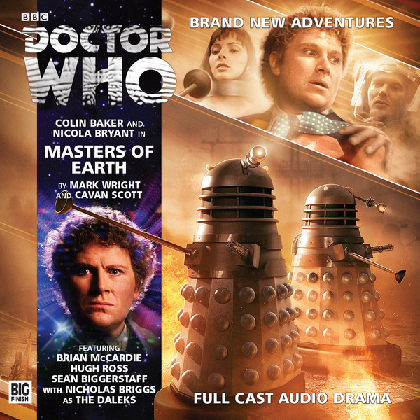193. Masters Of Earth (Credit: Big Finish)