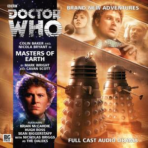 Doctor Who: Masters of Earth