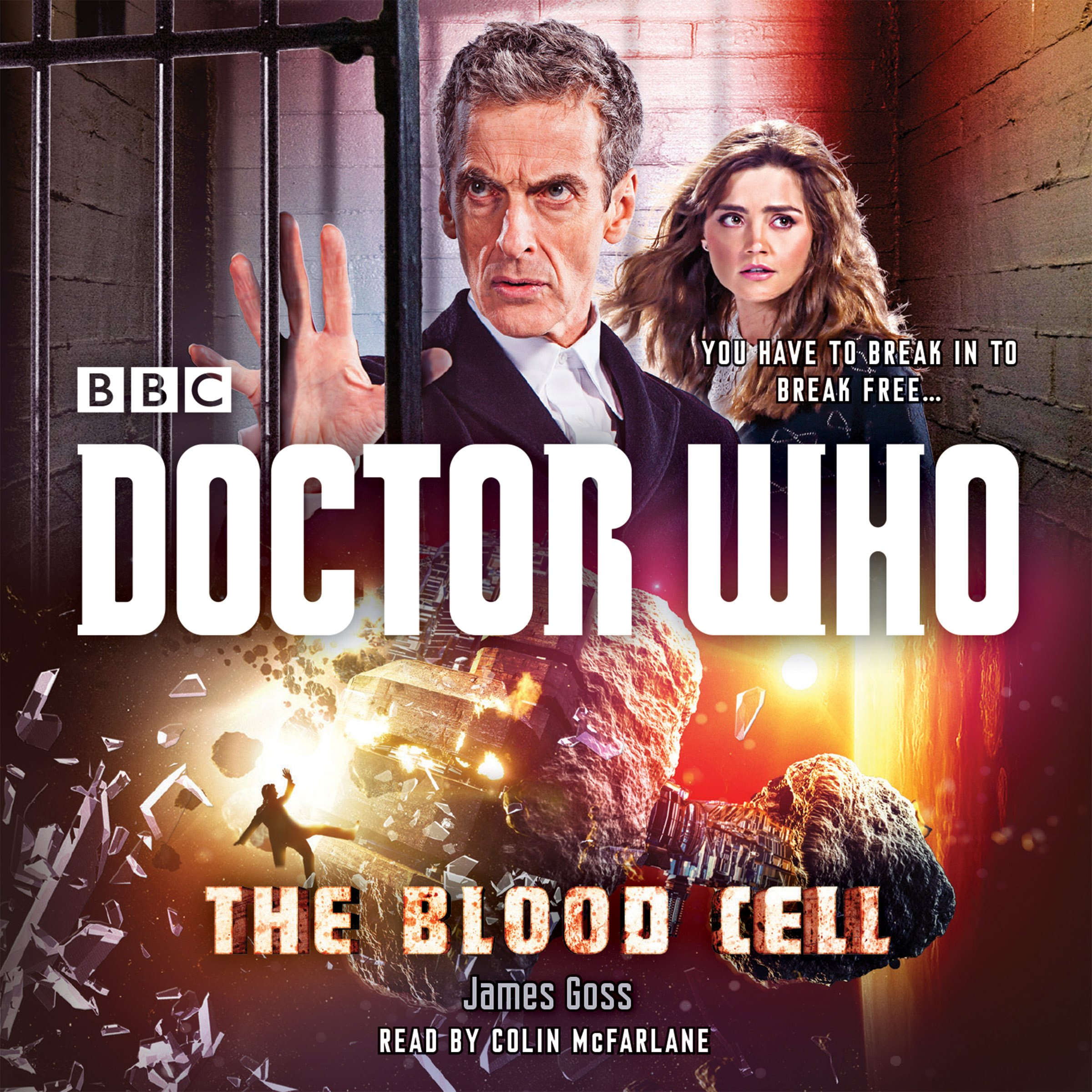 Doctor Who: The Blood Cell (Credit: BBC Worldwide)