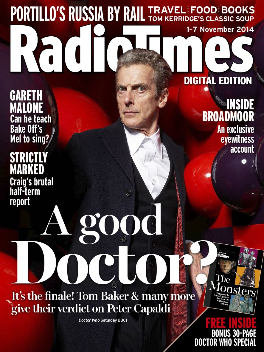 Radio Times - Digital Edition (1-7 Nov 2014) (Credit: Radio Times)