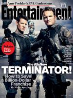 Matt Smith - Terminator - Entertainment Weekley Cover #1336 (Credit: Art Streiber / Entertainment Weekly / Time Inc.)