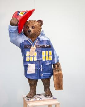 Paddington Who? by Peter Capaldi (Credit: London & Partners)