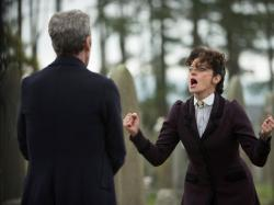 Missy and the Doctor (Credit: BBC/Adrian Rogers)