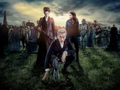 Doctor Who: Dark Water / Death in Heaven