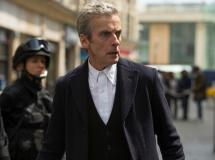 Death in Heaven, the Doctor (Peter Capaldi) (Credit: Adrian Rogers, ©BBC/BBC WORLDWIDE 2014)