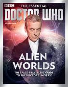 The Essential Doctor Who - Alien Worlds (Credit: Panini UK)