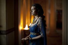 Ariadne (Aiysha Hart) (Credit: BBC/Urban Myth Films)