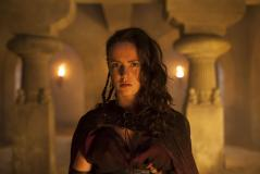Medea (Amy Manson) (Credit: BBC/Urban Myth Films)