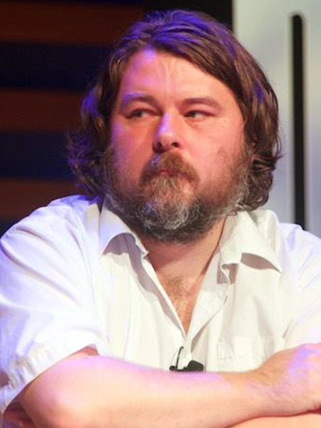Ben Wheatley - Image Credit: RTS/Paul Hampartsoumian