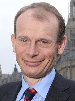 Andrew Marr - Image Credit: BBC/Rolf Marriott