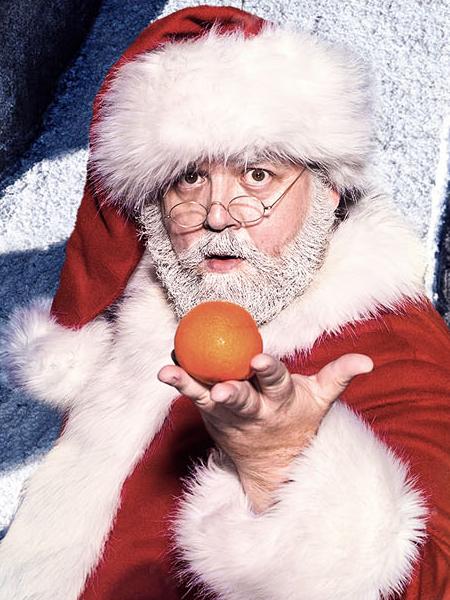 Santa Claus - Image Credit: BBC/David Venni