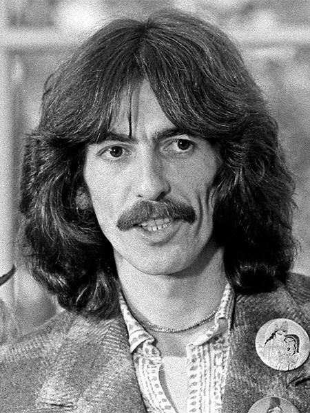 George Harrison MBE (1943-2001) - Image Credit: David Hume Kennerly