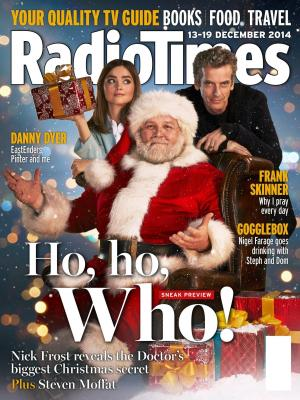 Radio Times (13-19 Dec 2014) (Credit: Radio Times)