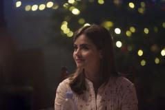 Clara (JENNA COLEMAN) (Credit: BBC / Adrian Rogers)