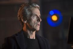 Doctor Who (PETER CAPALDI) (Credit: BBC / Adrian Rogers)