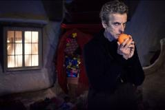 Doctor Who (PETER CAPALDI) (Credit: BBC / David Venni)