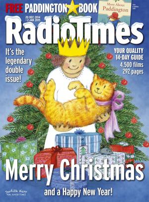 Radio Times (20 Dec 2014 - 2 Jan 2015) (Credit: Radio Times/Judith Kerr)