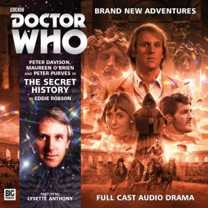 Doctor Who: The Secret History