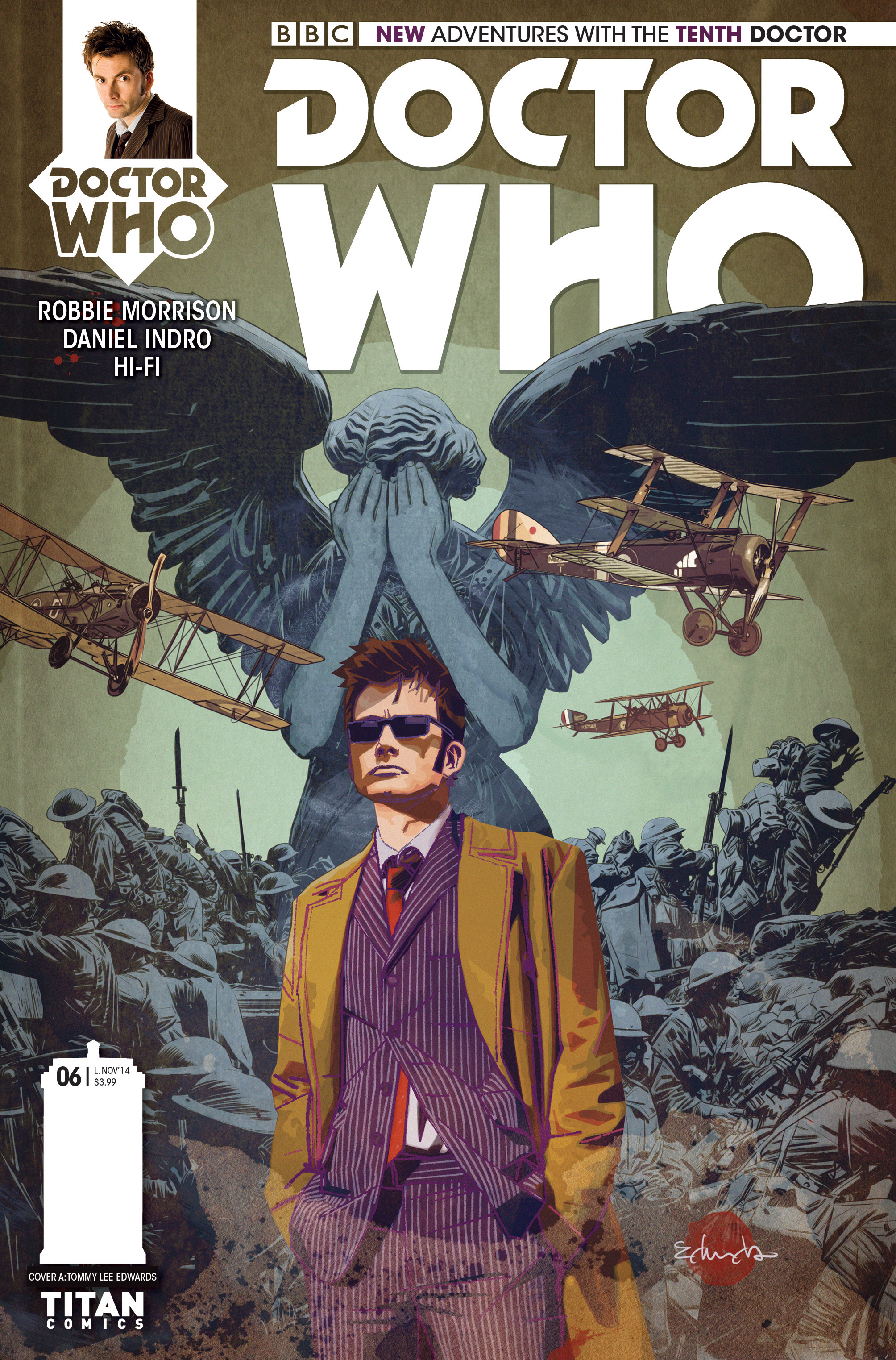 Tenth Doctor #6