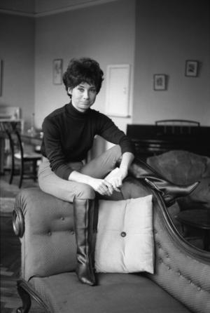 Carole Ann Ford (Credit: BBC)
