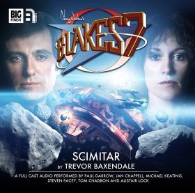 Blakes's 7 - Scimitar (Credit: Big Finish)