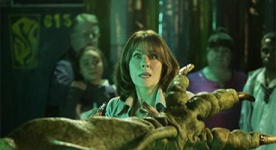 Sarah Jane Adventures: Revenge of the Slitheen