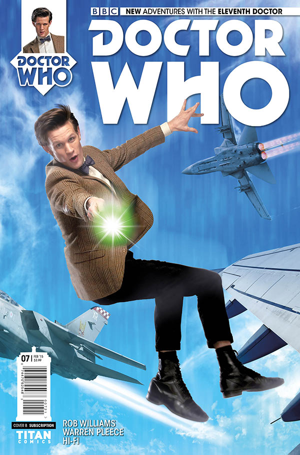 The Eleventh Doctor #7 (Credit: Titan)