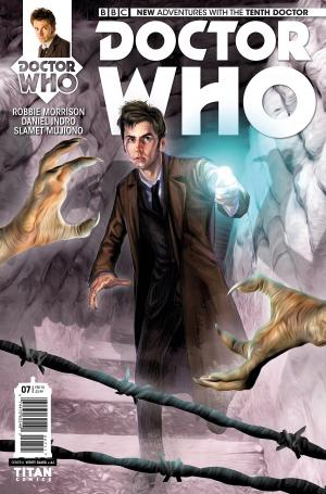 The Tenth Doctor #7 (Credit: Titan)