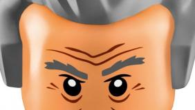 The 12th Doctor - Lego Concept (® 2015 The LEGO Group)