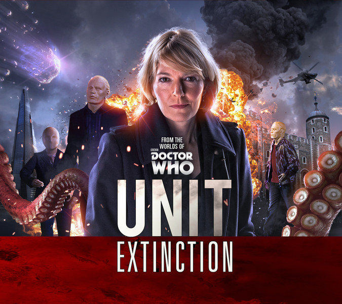 UNIT - Extinction (Credit: Big Finish)