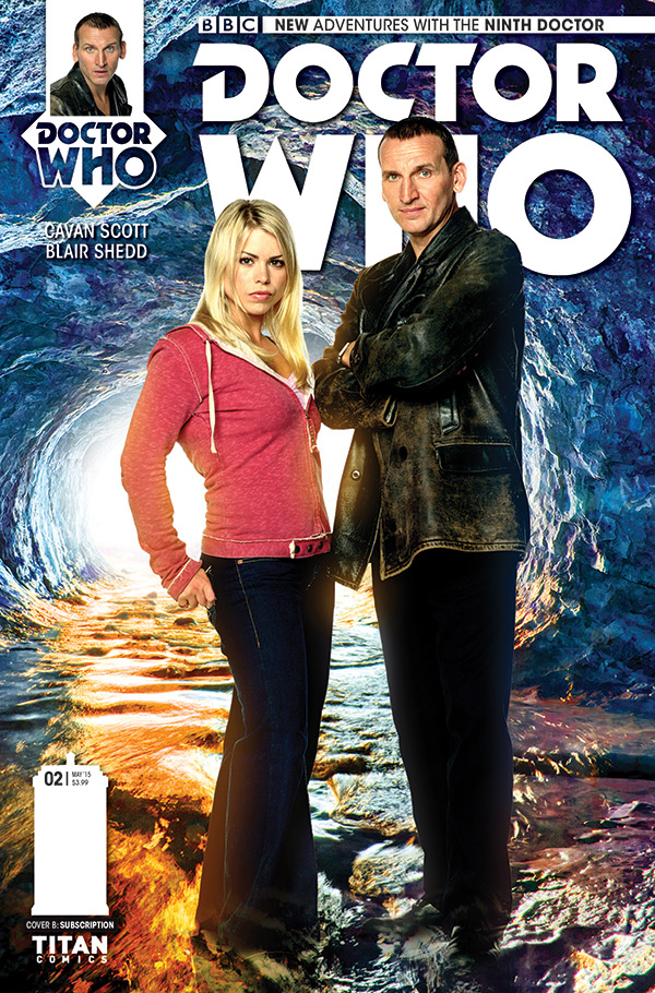 DOCTOR WHO: THE NINTH DOCTOR #2 (Credit: Titan)